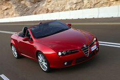 Alfa Romeo Spider, www.luxuryaddicted.com