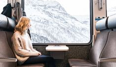 On the Bernina Express all you have to do is sit back and soak up the fairytale scenery - The perfect trip for a mid-holiday breather! Bernina Express, Sit Back, Switzerland, Scenery, Train, Landscape, Landscapes, Paisajes