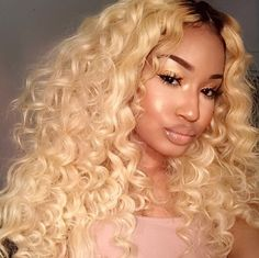 ✨ Gotta love what you see? Like it ❤️, Pin it , and check out my page @Flowerjalo  ♡, Follow Me ✔️ for daily updates on boards, or Follow A Board, thanks Hun ✨ blonde weave