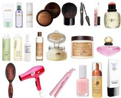BEAUTY ESSENTIALS by Fashion Consultant