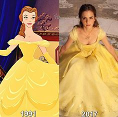 Just the fact that's it's Emma Watson is just speechless for me