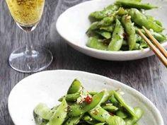 ピリッと辛い大人の味「台湾風枝豆」の画像