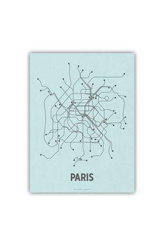 Paris Subway