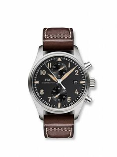 IWC Schaffhausen | Fine Timepieces From Switzerland | Forum | It's here! It's here –order your CF3 now!
