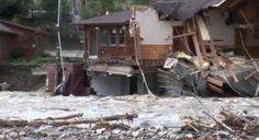 Sylvan Dale Ranch West of Loveland Decimated by 2013 Colorado Flood [VIDEOS]