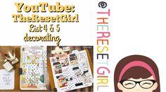 #ListersGottaList April Challenge – Decorating List 4 & 5