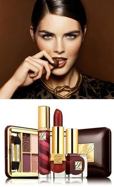 estee lauder - chocolate decadence collection from several years ago Estee Lauder Brands, Estee Lauder Gift, Estee Lauder Makeup, Beauty Make Up, My Beauty, Beauty Hacks, Cosmetics & Perfume, Makeup Cosmetics, Estee Lauder Produkte