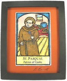 Framed Print: San Pasqual