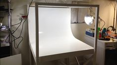This DIY Mini Photo Studio Is Perfect for Amateur and Pro Photographers