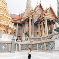 #Bangkok - #Thailand  Photo Credit: @andreiamoutinho
