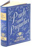 Pride and Prejudice (Barnes & Noble Leatherbound Classics Series)
