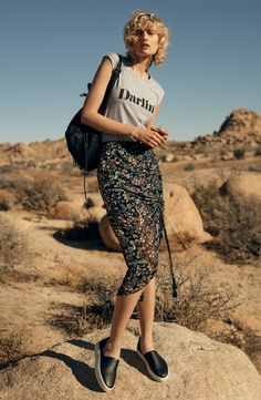 The Bohemian Lifestyle on Covetboard features an eclectic mix of bohemian decor and fabulous boho fashion. Covet bohemian fashion now on Covetboard. Fashion Now, Boho Fashion, Fashion Outfits, Womens Fashion, Dubai Fashion, Daily Fashion, Fashion Ideas, Floral Print Skirt, Floral Prints