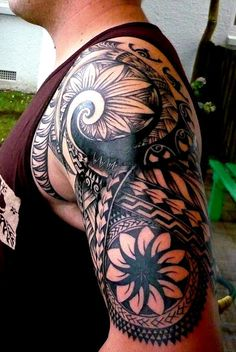 samoan ink | Warkworth Ink - Tattoo