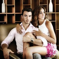 Kevin And Danielle Jonas ❤