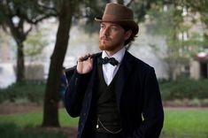 Still of James McAvoy as Frederick Aiken in The Conspirator (2011)