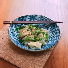 Wontons with a spicy (really really spicy as will attest) Sichuan chilli oil. Wontons, Risotto, Spicy, Oil, Homemade, Dinner, Ethnic Recipes, Instagram, Dining