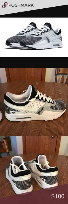 Men's Nike Air Max. Size 8.5 Brand new shoes never worn. These are 100% Authentic Nike. Everything I sell ships the same day or next day. Except weekend of corse. Nike Shoes Sneakers