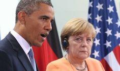 Selon un article du 23 avril publié par Deutsche Wirtschafts Nachrichten (Nouvelles économiques allemandes), le président américain Barack Obama «exige le déploiement actif de la Bundeswehr [forces armées de l'Allemagne, y compris leur Armée, la Marine...