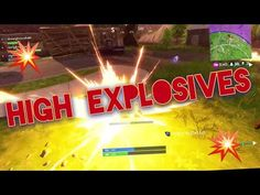 1060fd3c850bc8 The best way to win fortnite high explosives - YouTube