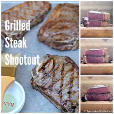 Steak Shootout - thr
