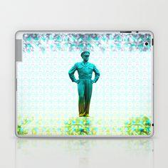 general, Eisenhower Laptop & iPad Skin by seb mcnulty - $25.00