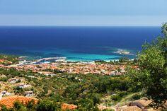 Sardegna Budoni - Porto Ottiolu e la sua marina   #sardegna #porti #ottiolu #nautica #immobiliare #budoni