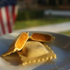 Thank you to all the veterans who have served our country. #veteransday #pumpkin #ravioli