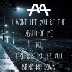 Death Of Me - Asking Alexandria