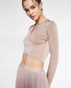 Zara Ballet collection, la danza ispira la nuova linea gymwearGONNA TULLE 19,95...
