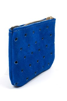 What an amazing color for a coin purse!?!