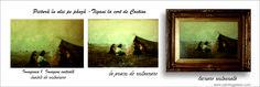 Restaurant, Painting, Diner Restaurant, Painting Art, Paintings, Restaurants, Painted Canvas, Drawings, Dining