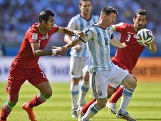 lifetime: World Cup 2014: Argentina vs. Iran