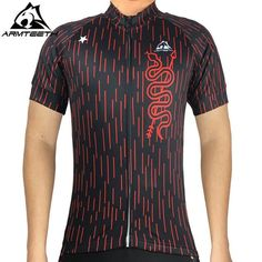 2017 Armteeh THE BKB Cycling Jersey Pro Racing Sport Bike Ropa Ciclismo Tops Mtb Bicycle Cycling Clothing Snake star Print