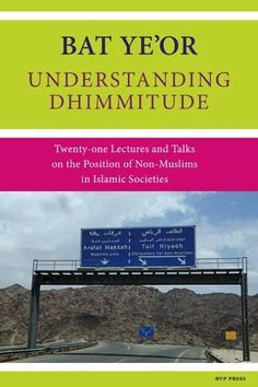 Understanding_Dhimmitude/ in this book this word means appeasement and surrendering to muslims and discrimination against non-muslims by muslims. non-muslims must accept among many other things a condition of inferiority, spoilation and humiliation. also non-muslims  cannot have weapons. these are facts not myths. this happens today in all muslim dominant areas