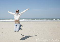 EVJF à la plage par Morgane Berard Photographe de mariage