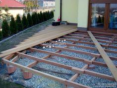 Taras drewniany Mikołów - galeria realizacji
