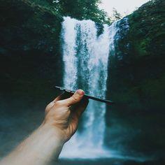 Flow through me plea