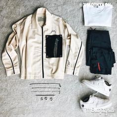 Outfitgrid started as a way of bringing the community together to showcase style. Swag Outfits Men, Teen Fashion Outfits, Dope Outfits, Casual Outfits, Mens Fashion Wear, Tomboy Fashion, Streetwear Fashion, Men's Fashion, Hype Clothing
