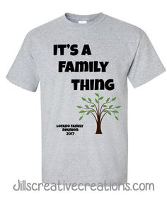 f53817751 25 Best Family Reunion Designs images in 2019 | Shirt designs ...