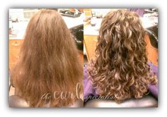 Curly Cut and Style by The Curl Specialist. https://www.facebook.com/TheCurlSpecialist?ref=hl