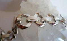 ♔Vintage-Silberarmband ♔ von Camden-Market auf DaWanda.com