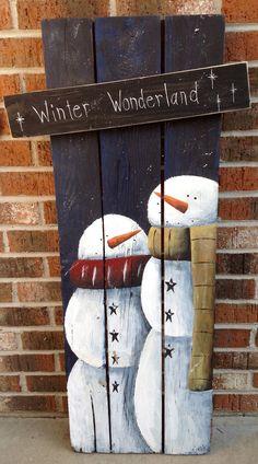 Winter Wonderland by LindaJCreations on Etsy