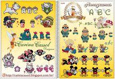 Neste espaço baixe gratuitamente,minha super coleção de gráficos de personagens infantis.   Escolha sua edição favorita,clique em Downloa...