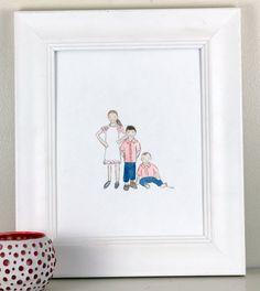Items Similar To Child Portrait