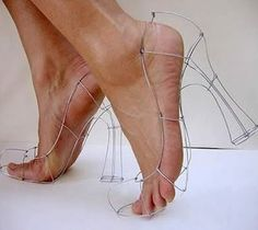 Shoes in 3D