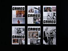 Kino Cameo — Programmflyer on Behance