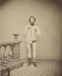 Private George W. Lemon (above) was among the soldiers who elected to use a prosthesis. As early as 1862, the Union government began allocating resources for wounded veterans to purchase an artificial arm or leg. Several Confederate states followed suit in 1864. Payments of $50-$75 covered the cost of the prosthesis as well as any required travel to have the soldier outfitted with his new limb. (Image Credit: National Library of Medicine.)