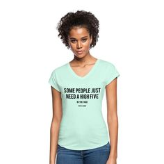 Cheeiful Christmas 2020 Women's Tri-Blend V-Neck T-Shirt ✓ Unlimited options to combine colours, sizes & styles ✓ Discover V-Neck T-Shirts by international designers now! Women Camping, Go Camping, Creative Shirts, Basketball Shirts, Beard Lover, I Love Mom, Happy St Patricks Day, Circle Of Life, Custom Clothes
