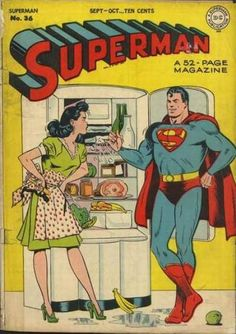 The one that started it all. 'Superman' follows Kal-El to earth and shows his very first appearance as Superman, how he came to be, where he came from and who he is. The very first series of Superman, with many to follow.