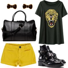 """Look 637"" by solochicass on Polyvore"